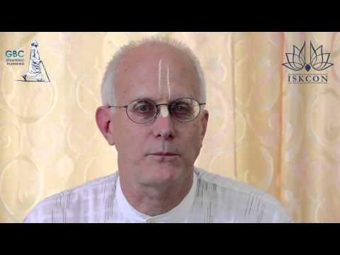 HG Anuttama Dasa: ILS - Servant Leadership
