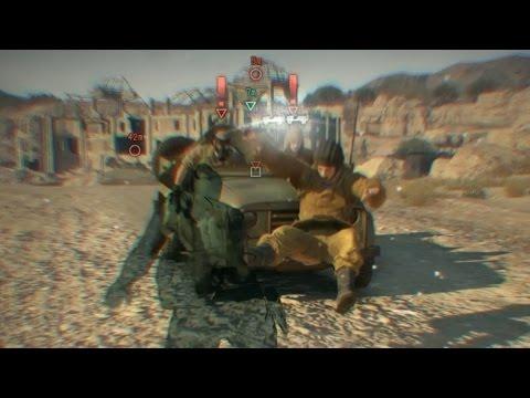 冷酷かつ凄腕な装甲車 METAL GEAR SOLID V: THE PHANTOM PAIN