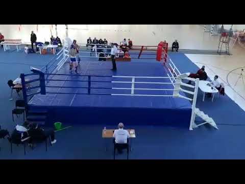 02 Седов Дмитрий (Challenger Кимры) - Соловьёв Евгений (Штурм) Раунд 2