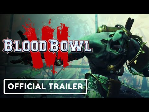 Blood Bowl 3 - Official Campaign Mode Trailer