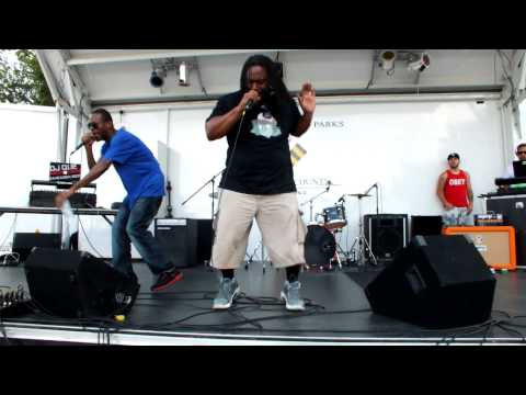 "LIVE!!! @ Bmore MD Summer Music Fest: The Movement Show performed ""Pop On The Flo"""