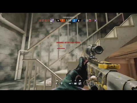 DIRECTO Rainbow Six Siege. (PS4, 720p, 60fps)