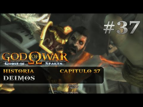 God of War: Ghost of Sparta HD | Walkthrough | Capítulo 37 | Deimos