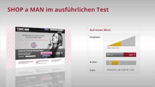 SHOP a MAN Test - originelles Dating-Erlebnis