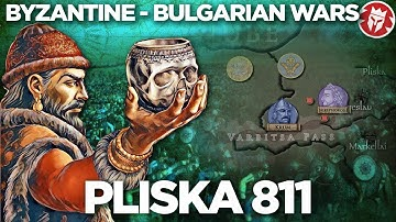 Pliska 811 - Byzantine - Bulgarian Wars DOCUMENTARY