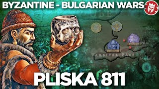 Battle of Pliska 811 - Byzantine - Bulgarian Wars DOCUMENTARY