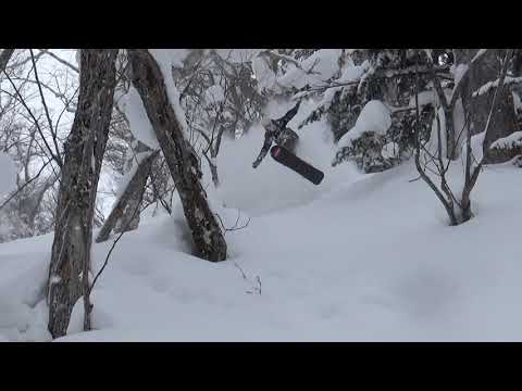Cure Your Summer Sickness With These Japan Powder Clips   Snowboarder Magazine