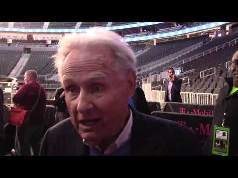 Larry Merchant Reacts To Andre Ward Vs Sergey Kovalev. HoopJab Boxing