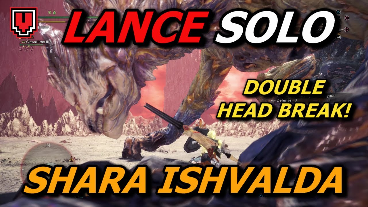 How To Beat Shara Ishvalda Lance Solo Head Break Tenderplates Mhw Iceborne Final Boss Guide Youtube Mhw iceborne ost shara ishvalda theme 2. how to beat shara ishvalda lance solo head break tenderplates mhw iceborne final boss guide