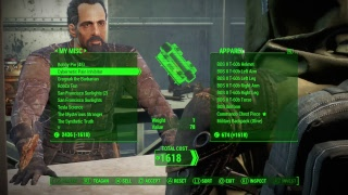 Can you beat Fallout 4 with only a security baton pt 3