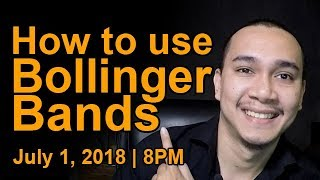 How To Use The Bollinger Bands In Stocks Trading