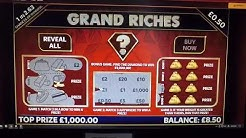 £10 deposit slots and scratch cards online