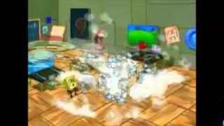 vuclip Squidward's art rage (EDITED)