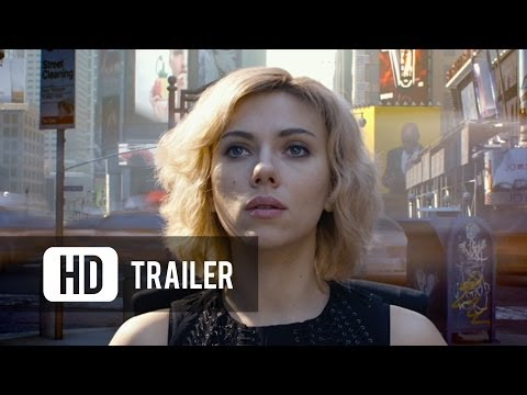 Lucy (2014) - Official Trailer [HD] streaming vf