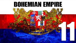 "Hearts of Iron IV - Bohemian Empire (Czechoslovakia) 11 ""Operation Odessa"""
