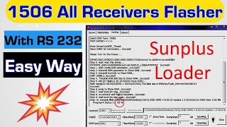 Download How To Upgrade 1506g 1506t 1506f Receiver By Rs232
