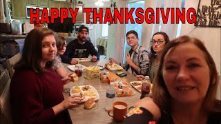 HAPPY THANKSGIVING EVERYONE FROM MY HOUSE TO YOURS