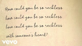 Madison Beer - Reckless (Official Lyric Video)