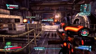 Borderlands 2: Assassin Multiplayer Gameplay