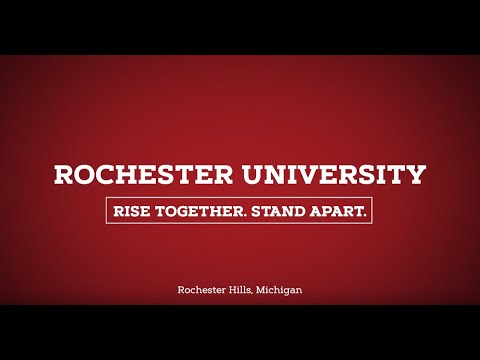 Rochester College is becoming Rochester University