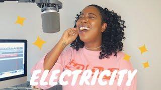 Silk City, Dua Lipa - Electricity ft. Diplo, Mark Ronson (Live Cover) Video