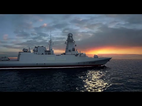Leonardo: systems for total naval dominance