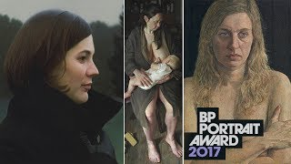 Одно из главных событий года в портретной Живописи - BP Portrait Award 2017