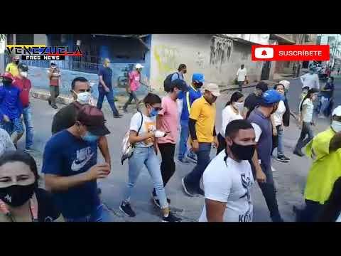 FUERTES Protestas En YARACUY Venezuela 2020