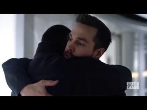 Supergirl 3x17. Mon-El and J'onn. What do I do?