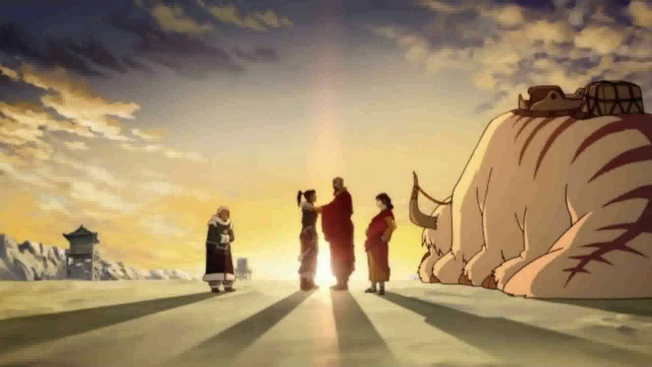 Avatar Die Legende Von Korra Folge 1
