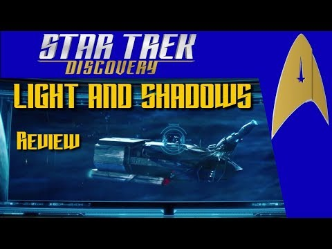 "Star Trek: Discovery - S2E07 - ""Light and Shadows"" - Reaction and Review (Spoilers!)"
