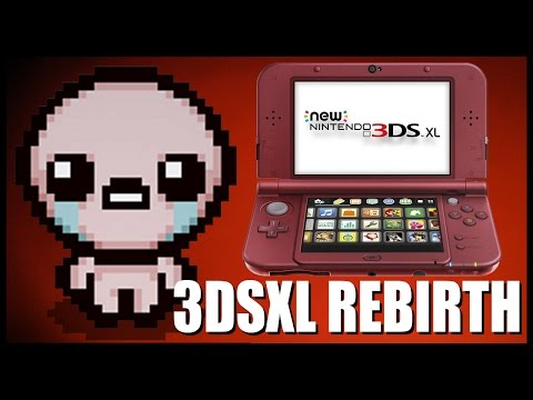 Rebirth on 3DS! - Is it Different Than PC?