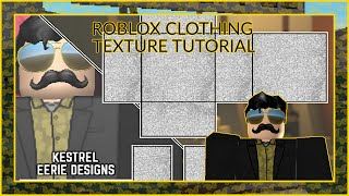 ROBLOX Kleidung - Textur Tutorial