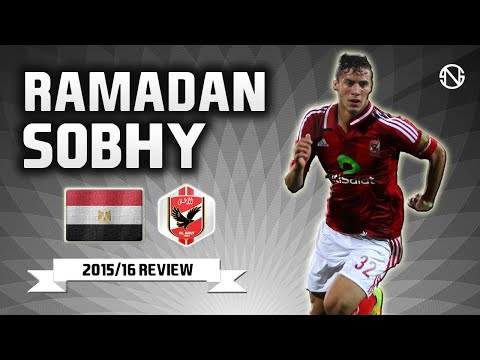 RAMADAN SOBHY رمضان صبحي | Goals, Skills, Assists | Al Ahly | 2015/2016 (HD)