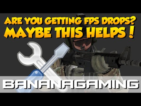 CS:GO - Getting FPS drops? Maybe This Will...