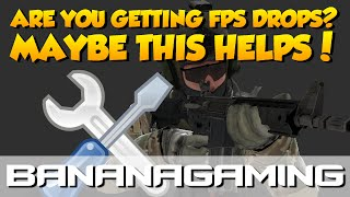 CS:GO - Getting FPS drops? Maybe This Will Help!