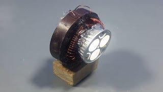 how to make free energy generator at home with magnet science projects