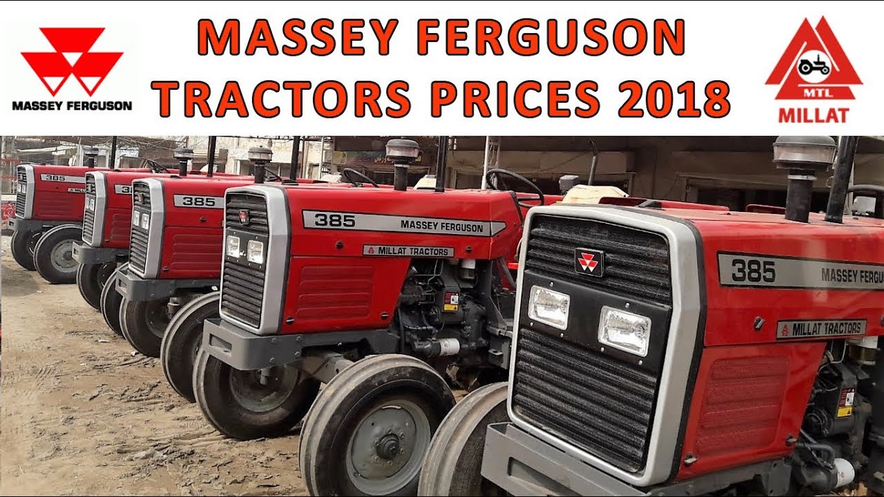 Salon De L Agriculture 2018 Tarif Massey Ferguson Millat Tractor New Prices 2018 In Pakistan