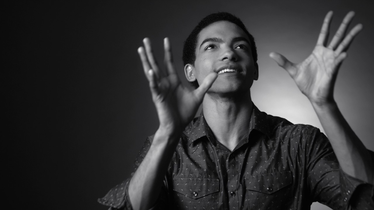 NYC Ballet Screen Test: Silas Farley
