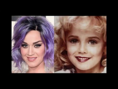 """JonBenét Ramsey"" is singer ""Katy Perry"" - Parents give up the game Commentary"