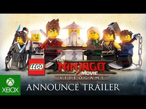 LEGO Ninjago Movie Video Game | Announce Trailer