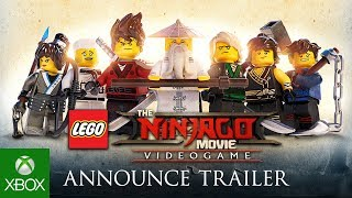 LEGO Ninjago Movie Video Game | Announce Trailer
