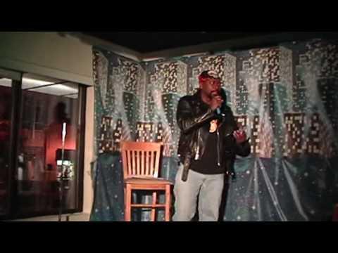 WayneMan @ AllStars Comedy Club - Arlingtotn, VA