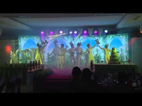 Nhà hàng tiệc cưới Him Lam Palace - Nghi thức lễ cưới