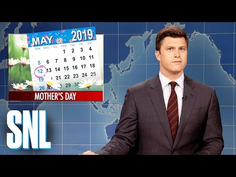Weekend Update: Mother's Day - SNL