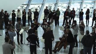 Milwaukee Symphony Orchestra visits Milwaukee Art Museum - Bolero