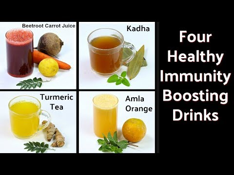 Immunity Booster Drinks Recipe   इम्युनिटी को बढ़ाने के लिए ये पिए   Kadha Recipe for Immunity