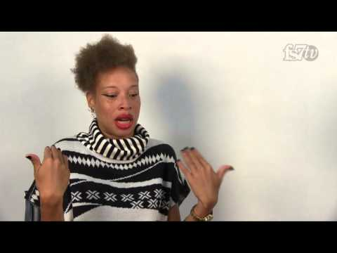 Super Model Stacey Mackenzie Talks About What It Takes To Become a Super Model part1