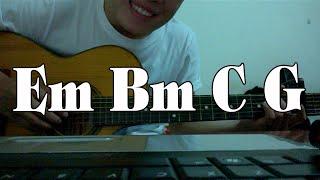 Khuôn Mặt Đáng Thương - Cover Guitar Hợp Âm | Viết Thành Nguyễn