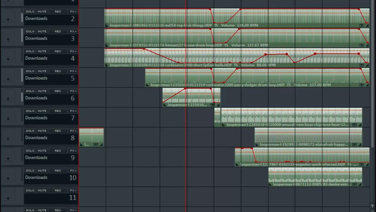Mix House 8 bit game 120 BPM